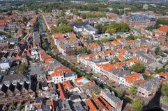 Delft, os Países Baixos fotografia de stock royalty free