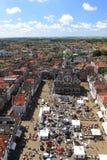 Delft scenery Royalty Free Stock Photo