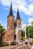 Delft, Zuid-Holland, Netherlands. Stock Photography