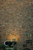 Delftfajanstegelstenar Fotografering för Bildbyråer