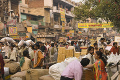delhi старый Стоковое фото RF