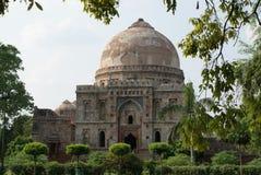 delhi arbeta i trädgården den nya lodien Royaltyfri Fotografi