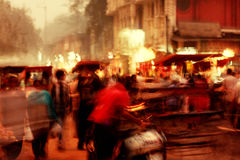 Delhi Bazar Royalty Free Stock Image