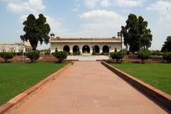 delhi fortu czerwień Zdjęcia Royalty Free
