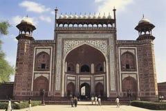 delhi fortu czerwień Obraz Stock