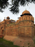 Delhi Gate Red Fort - Delhi - India Royalty Free Stock Images
