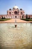 delhi humayun grobowiec Zdjęcia Royalty Free