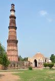 delhi ind nowi Zdjęcie Royalty Free