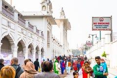 Gurdwara Bangla Sahib Stock Images