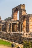 Qutb complex (Qutub royalty free stock photos