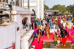 Gurdwara Bangla Sahib Stock Image