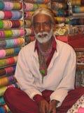 Delhi indu sprzedawcy bransoletki Zdjęcie Stock