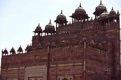delhi jama masjid Royaltyfri Bild
