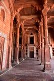 delhi jama masjid Arkivbild