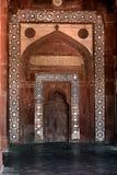 delhi jama masjid Arkivfoton