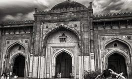 Delhi Mahal royalty-vrije stock fotografie