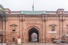 Delhi port, Lahore Royaltyfria Foton