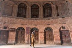 Delhi portinre, Lahore Arkivfoto