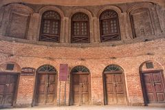 Delhi portinre, Lahore Royaltyfri Foto