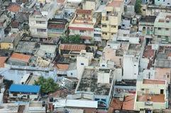 Delhi roofs,India Stock Image