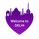 Delhi Royalty Free Stock Images
