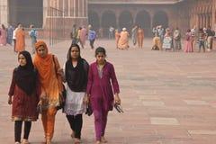 Delhi vieja, la India - noviembre de 2011 Fotografía de archivo libre de regalías