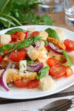 Deli chicken salad Royalty Free Stock Photo