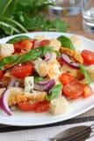 Deli chicken salad Royalty Free Stock Photo