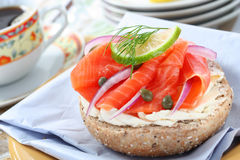 Deli lunch Royalty Free Stock Images