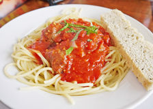 Deli Pasta Stock Image