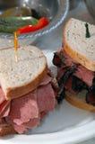 Deli sandwich Royalty Free Stock Photo