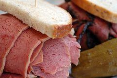 Free Deli Sandwich Royalty Free Stock Photography - 1090227