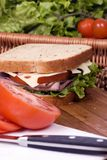Deli Sandwich 4 Royalty Free Stock Photos