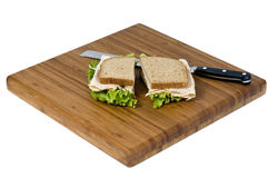 Deli Sandwich Stock Photography