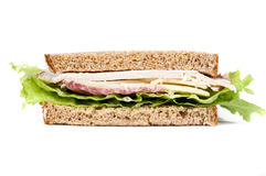 Deli Sandwich Stock Photo