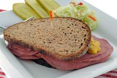 Deli Sandwich Royalty Free Stock Image