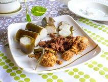 Delicacy for Hari Raya Stock Photos