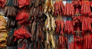 Delicadezas chinas del Año Nuevo Foto de archivo libre de regalías
