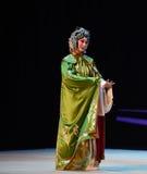 """Delicado y tocando-Kunqu el  del oeste de Chamber†del """"the de la ópera imagen de archivo"""