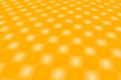 Delicatamente arancio Immagine Stock
