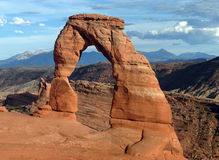 Delicate Arch, Stock Images