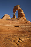 Delicate Arch Stock Image