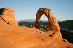 Free Delicate Arch Royalty Free Stock Photo - 2533035