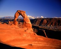 Free Delicate Arch Royalty Free Stock Images - 3067749