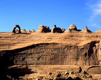 Delicate Arch Royalty Free Stock Photos