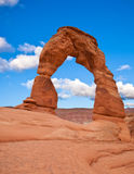 Delicate Arch. Arches National Park Royalty Free Stock Photos
