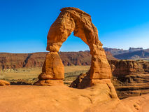 Delicate Arch Royalty Free Stock Images