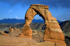 Delicate Arch Royalty Free Stock Image