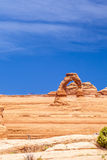 Delicate Arch Monument Stock Photography