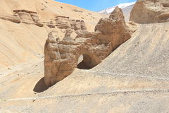 Delicate Arch In Sandstone. Royalty Free Stock Images